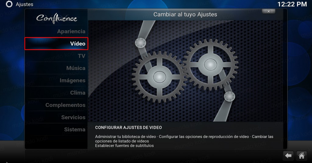 subtitulos automaticos en kodi. 2. video