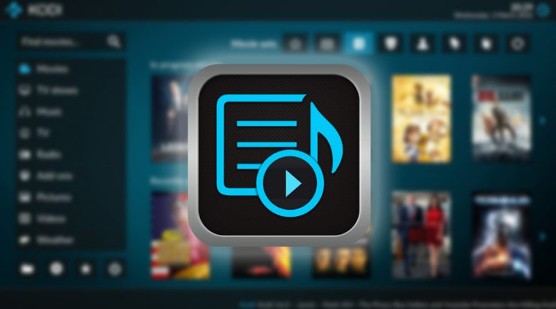 addon playlist loader en kodi