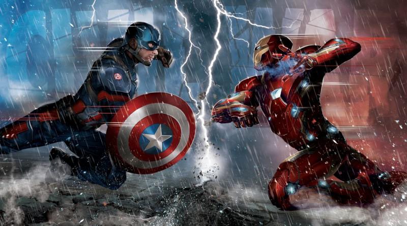 tráiler internacional Capitán América