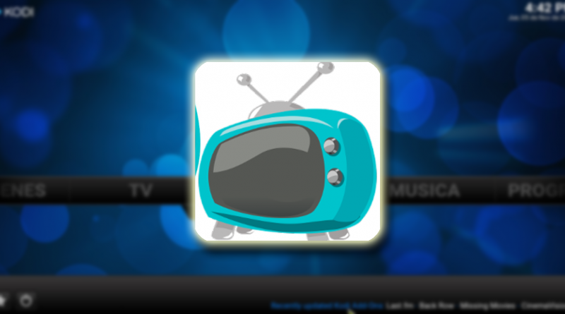 tv time en kodi.