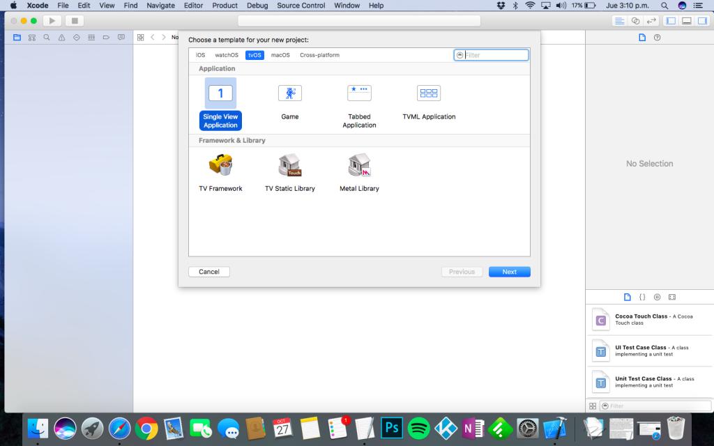 instalar kodi en apple TV 4