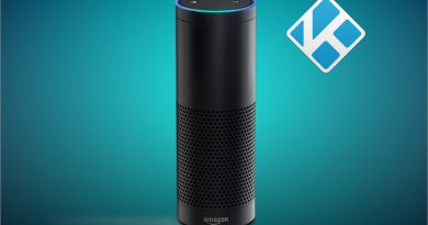 Amazon Echo en Kodi