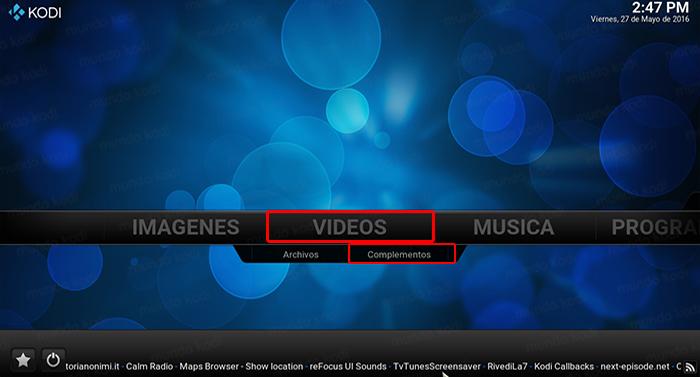 6 videos complementos