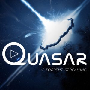 top addons en kodi logo Quasar