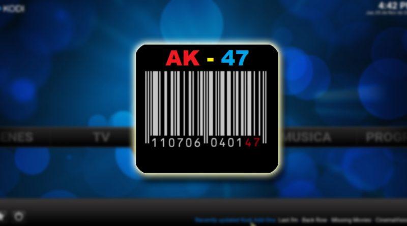 addon ak-47 en kodi