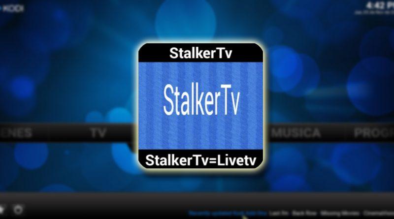addon stalker tv en kodi