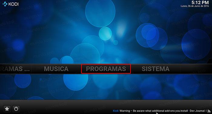 5 programas