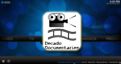 decado documentaries en kodi