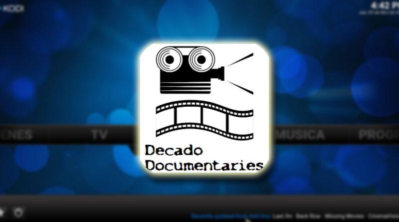 decado documentaries en kodi