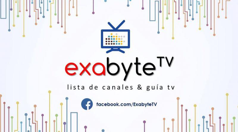 Exabyte tv en Kodi