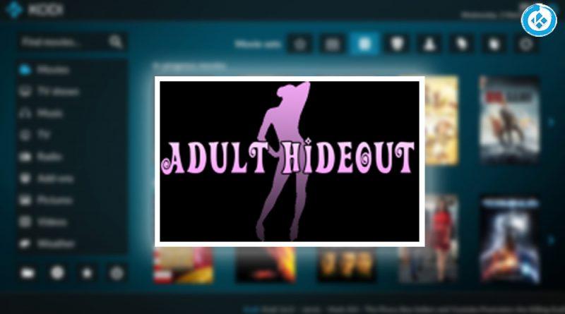 addon adult hideout en kodi