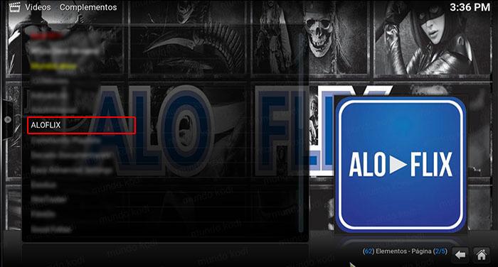 addon aloflix 2.0 en kodi aloflix