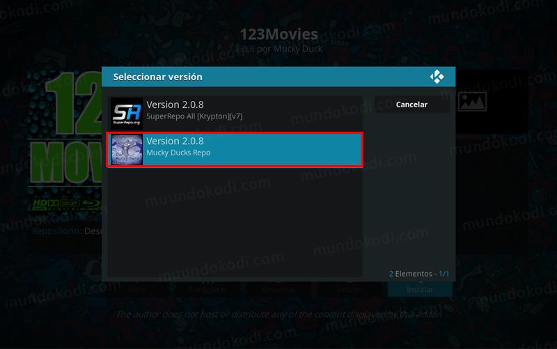 addon 123 movies en kodi
