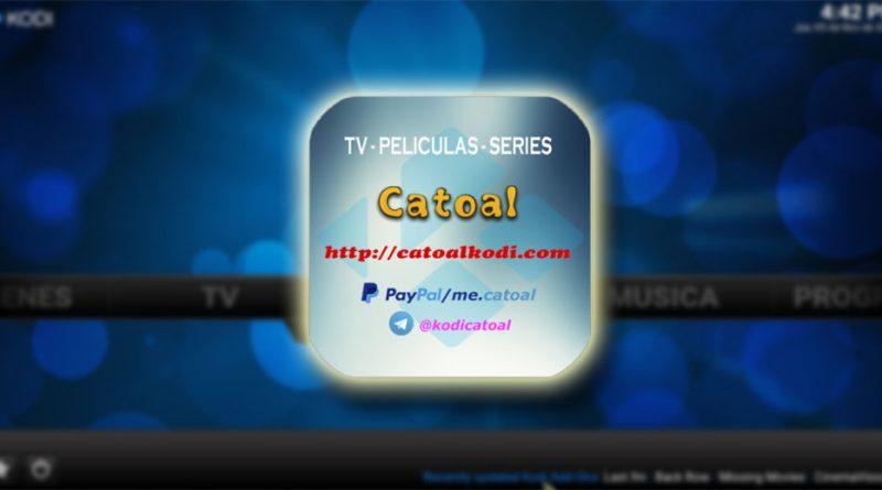 addon Catoal Especial Edicion en Kodi