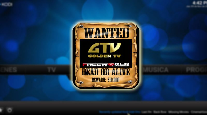 addon golden cowboys en kodi