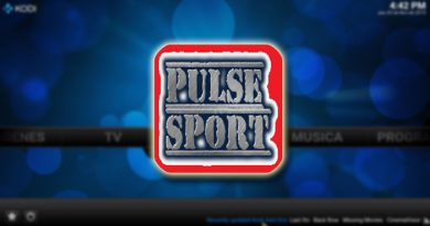 addon pulse sports en kodi