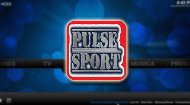 addon pulse sports en kodi