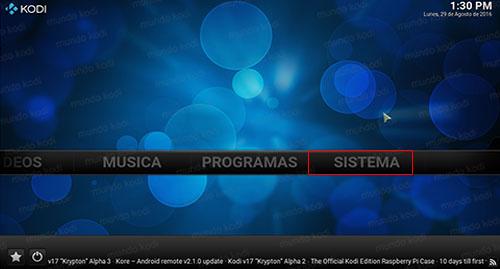 1. sistema