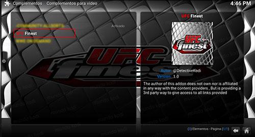 7 UFC Finest