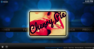 addon cherry pie en kodi