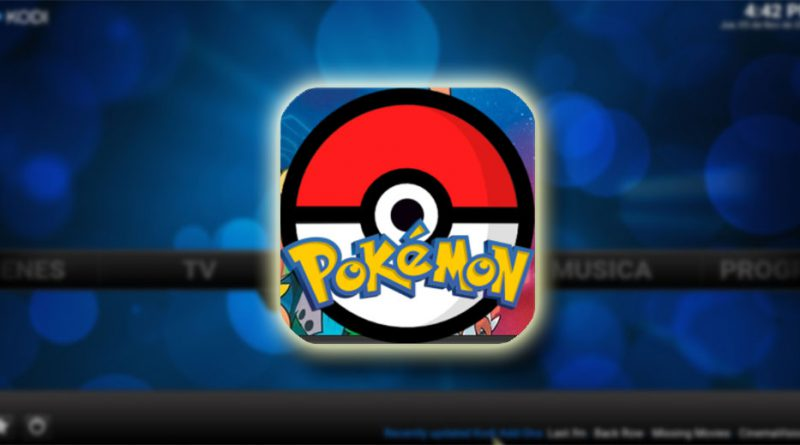 pokemon en kodi