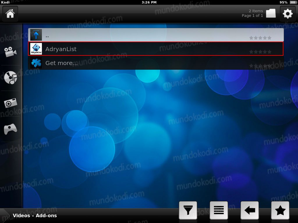 Instalar Kodi en iPhone, iPad y iPod 25-adryanlist