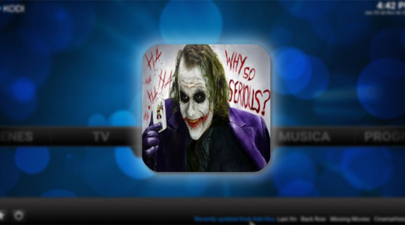 addon jokers tv en kodi