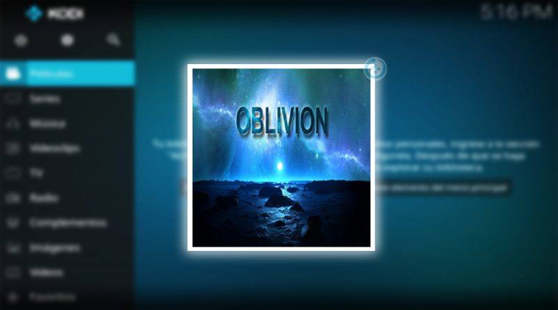 addon oblivion streams en kodi