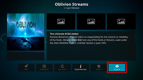addon oblivion streams en kodi