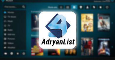 AdryanList