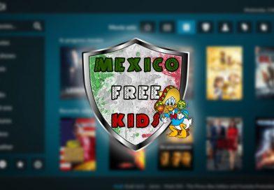 Como Instalar Addon Mexico Free Infantil en Kodi [TV y Películas]