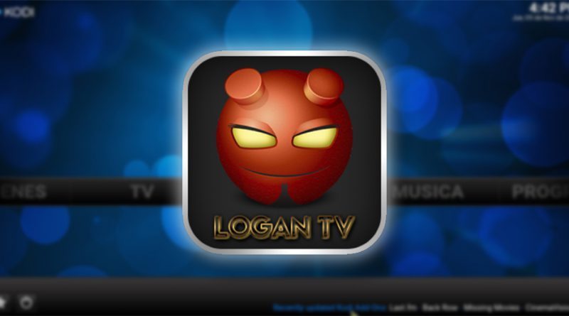 addon logan tv en kodi