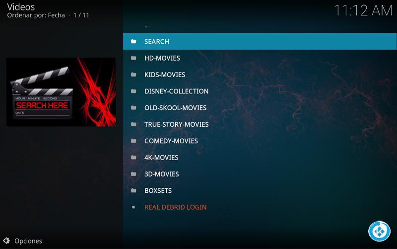 addon real movies en kodi