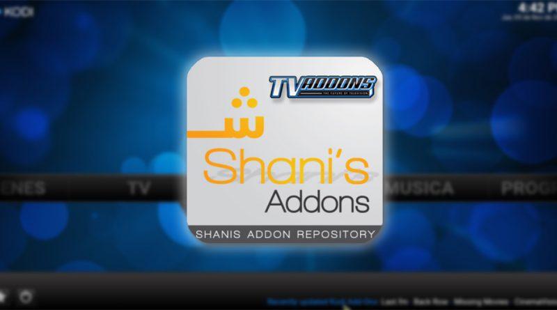 repositorio shani en kodi