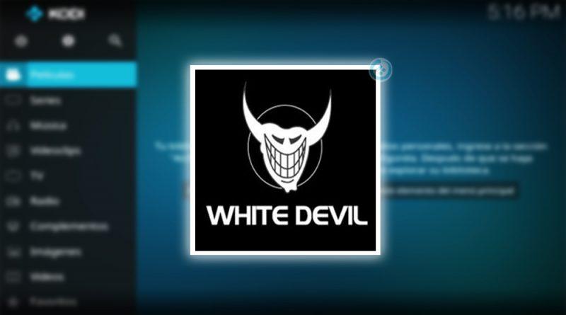 Cómo Instalar Addon White Devil Streams en Kodi [All-In-One]