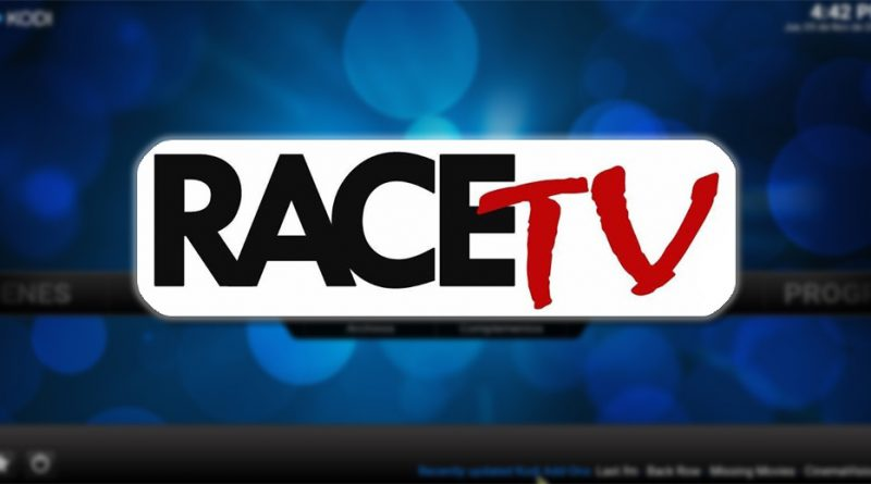 addon race tv en kodi