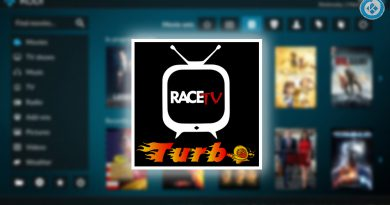 addon race tv turbo en kodi