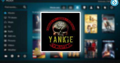 addon yankieflix tv en kodi