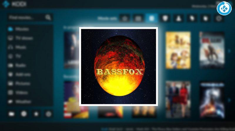 BassFox en Kodi