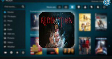 Addon Redemption en Kodi