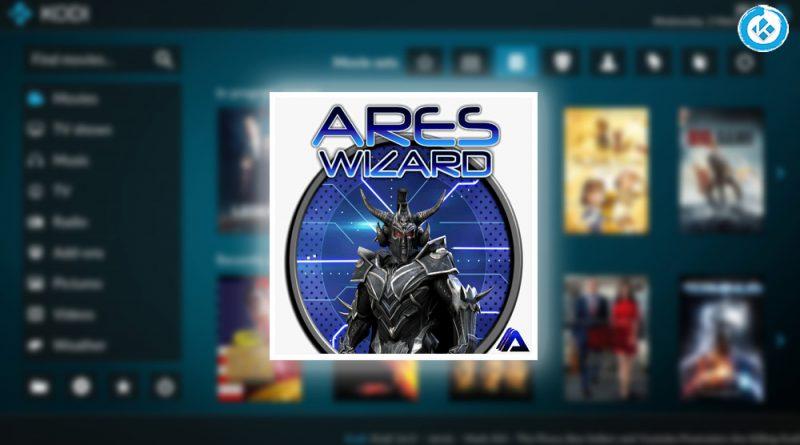Ares Wizard en Kodi