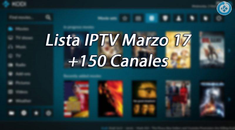 Lista IPTV con Canales Latinos