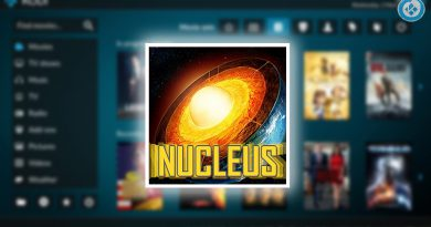 addon nucleus tv en kodi
