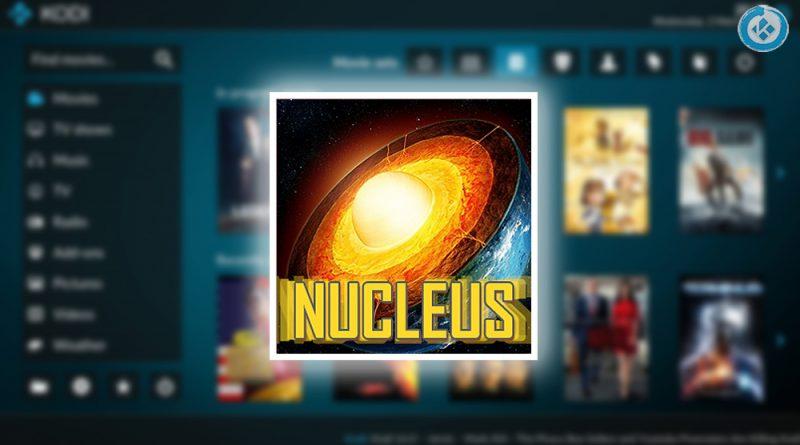 addon nucleus tv en kodi