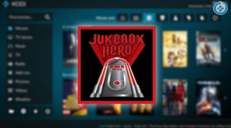 addon jukebox hero en kodi