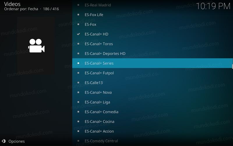 Pack de Listas IPTV por Países Marzo 17