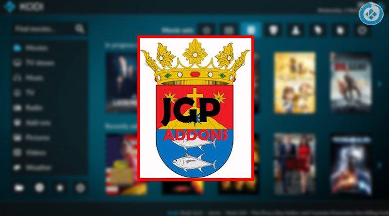 JGP Addons en Kodi