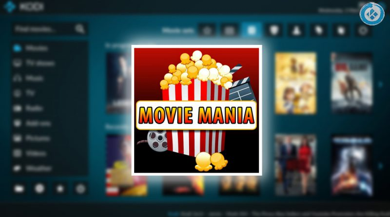 addon movie mania en kodi
