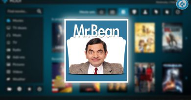 addon mr. bean en kodi