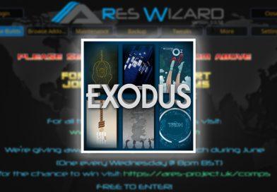 Como Instalar Addon Exodus en Kodi [Ares Wizard]